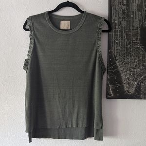 {Chaser} Brand New Green Tank Top
